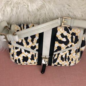 L.A.M.B. By Gwen Stefani Cheetah bag